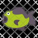 Fish Sea Animal Icon