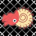 Fish Aquatic Seafood Icon