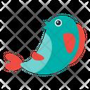 Fish Animal Seafood Icon