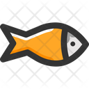 Fish Seafood Dinner Icon