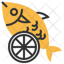 Fish Lime Icon