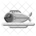 Fish Tuna Food Icon