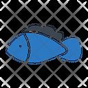 Fish Sea Water Icon