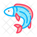 Fish Protein Food Icon