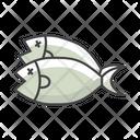 Fish Seafood Sea Icon