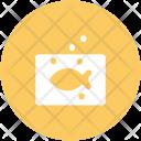 Fish Aquarium Decor Icon