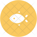 Fish Seafood Cooked Icon