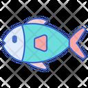 Fish Aquarium Sea Food Icon