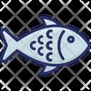 Fish Seafood Fishing Icon