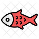 Fish Seafood Tuna Icon