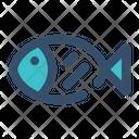 Fish Sea Seafood Icon