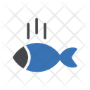 Fish Cooking Barbecue Icon