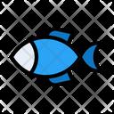 Fish Seafood Nature Icon