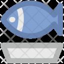 Fish Sea Food Icon