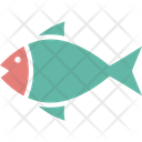 Fish Seafood Goldfish Icon