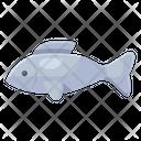Seafood Fish Marine Animal Icon