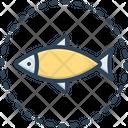 Fish Seafood Delicious Icon