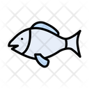 Fish Seafood Dolphin Icon