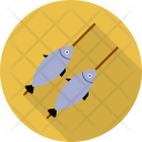 Fish Restaurant Concept Icon