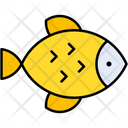 Fish Food Grilled Icon
