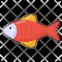 Seafood Fish Edible Icon