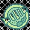 Fish Food Animal Icon