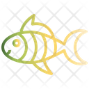 Fish Summer Animal Icon