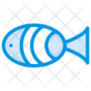 Fish Wheel Shark Icon