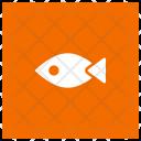 Fish Shrimp Whale Icon