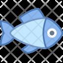 Fish Whole Icon
