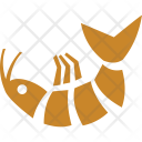 Fish Hot Cooked Icon