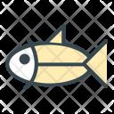 Fish Animal Food Icon