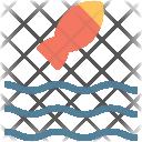 Fish River Sea Icon