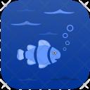 Under Sea Water Icon