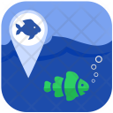 Geo Location Gps Icon