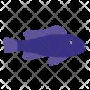Dark Underwater Fingerling Icon