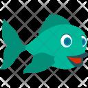 Fish Seafood Food Icon