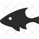 Fish Fauna Underwater Icon
