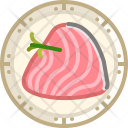Fish Tuna Meat Icon