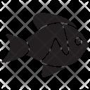 Cichlid Pet Underwater Icon
