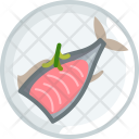 Fish Dish Cooking Icon