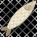 Fish Seafood Animal Icon