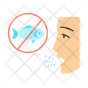 Fish Allergy Finned Fish Icon