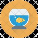 Fish Aquarium Icon