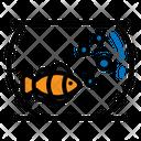 Goldfish Nemo Aquarium Icon