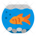 Fish Tank Bowl Icon