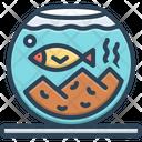 Aquarium Fish Sea Icon