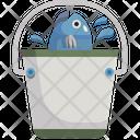 Fish Bucket Icon