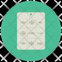 Fish chart Icon