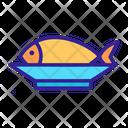 Tuna Fish Restaurant Icon